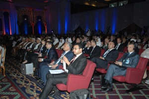 Ahmed Moustafa at Doha 11th Forum May 2011